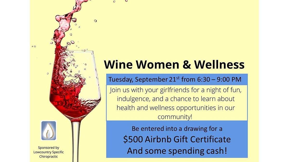 Wine Women and Wellness