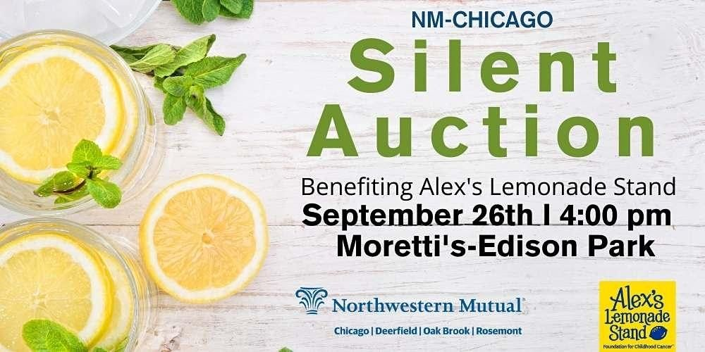 NM-Chicago Charity Auction: Benefiting Alex's Lemonade Stand!