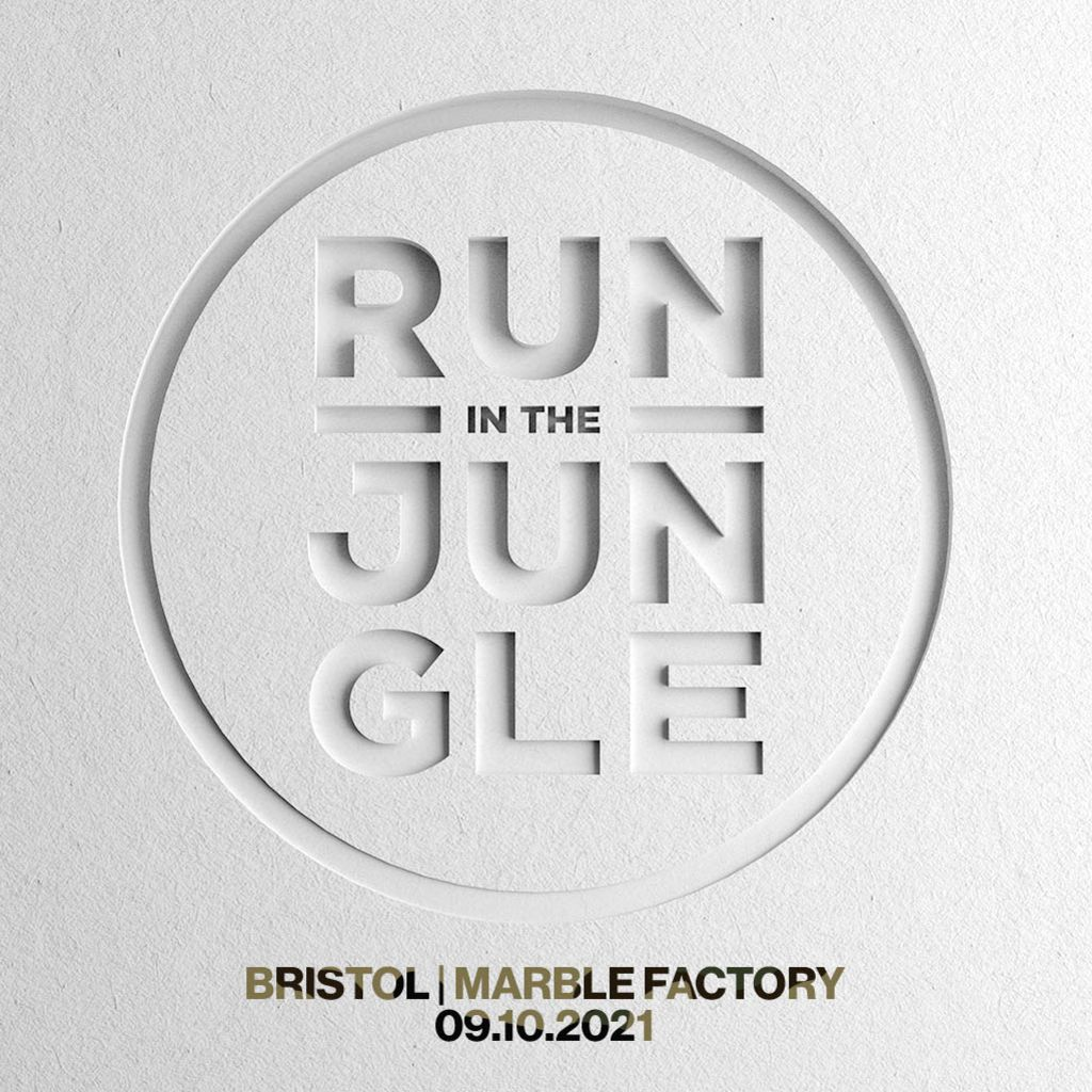 RUN in the Jungle Day party with Andy C + more!