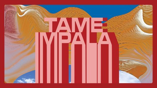 Tame Impala at Spark Arena, Auckland Live 2021!