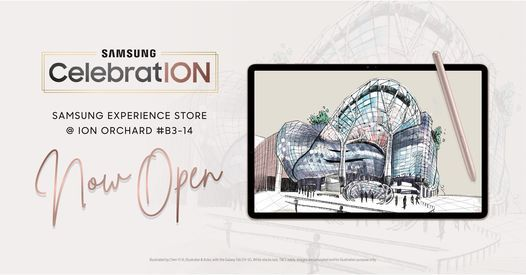 Grand Opening: Samsung Experience Store