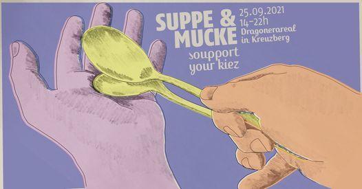 Suppe&Mucke @Dragonerareal