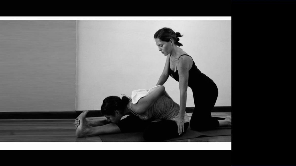 Six days of Mysore Practice with Alexandra Santos