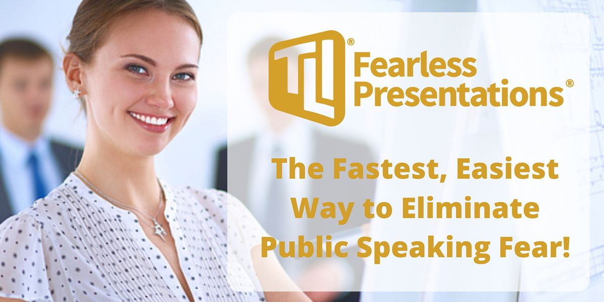 Fearless Presentations \u00ae Seattle