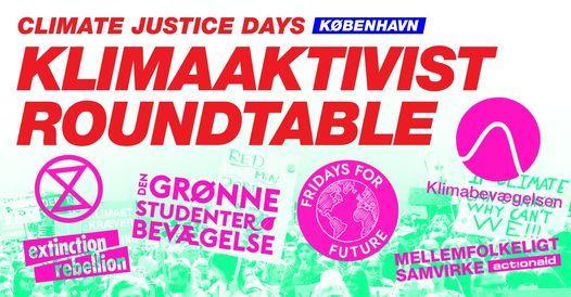 Klimaaktivist roundtable