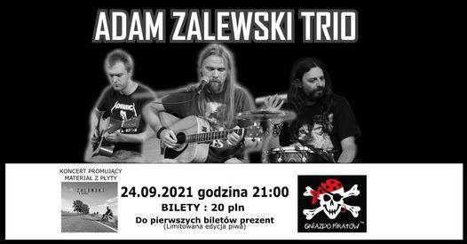 Adam Zalewski Trio - akustycznie.