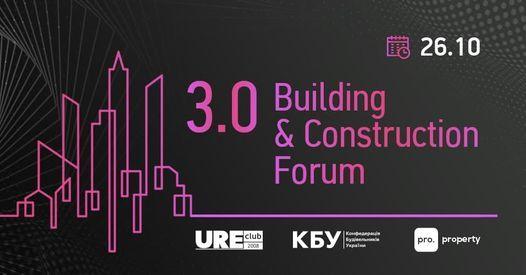 Building & Construction Forum 3.0
