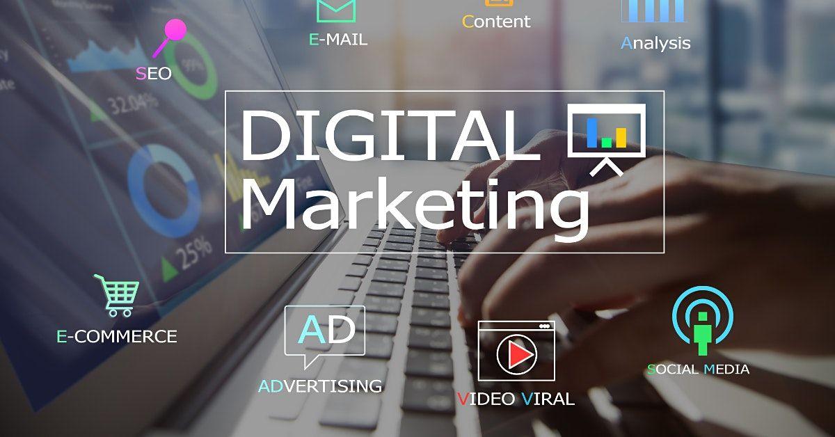 Weekdays Digital Marketing Training Course for Beginners McKinney