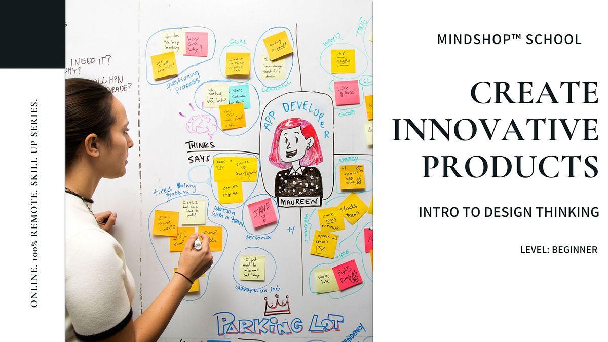 MINDSHOP\u2122  Create Better Products by Design Thinking \u2014 DETROIT
