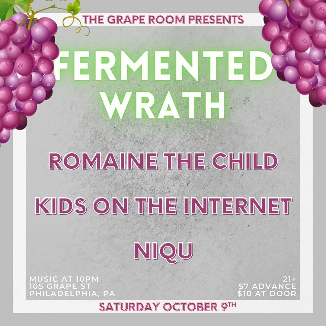 Romaine the Child\/ NIQU\/ Kids on the Internet