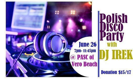 Disco with DJ Irek