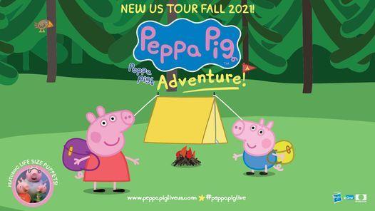 Peppa Pig LIVE - Charlotte, NC