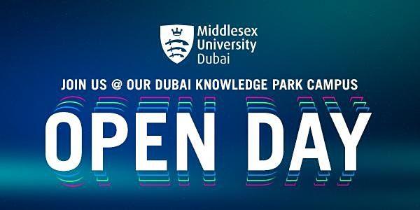 Middlesex University Dubai DKP Camus Open Day!