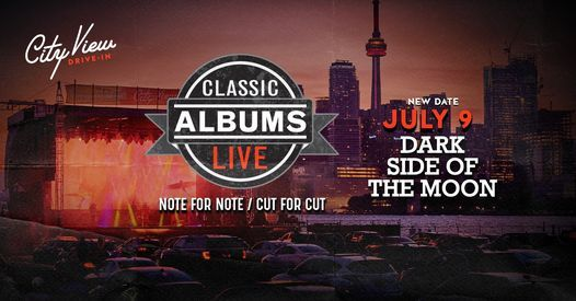 Classic Albums Live - Dark Side Of The Moon at CityView Drive-In