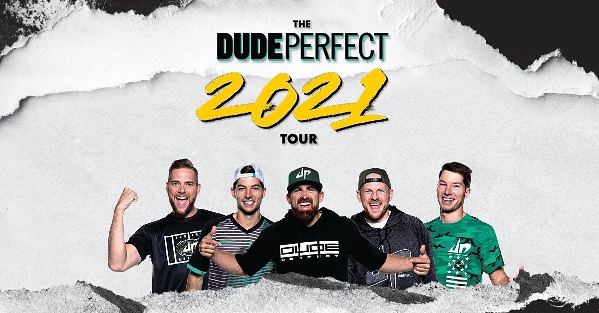 Dude Perfect - Show Volunteers - Washington, DC