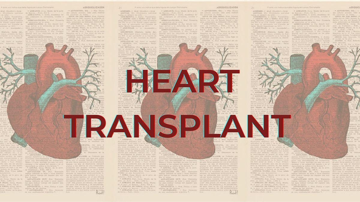 Soul Surgery pt3   Heart Transplant