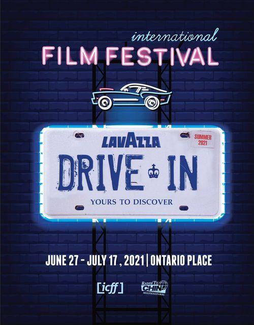 Lavazza Drive-In Film Festival @ Ontario Place