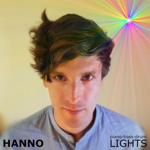 "HANNO | \u201cpiano-bass-drum LIGHTS!"""