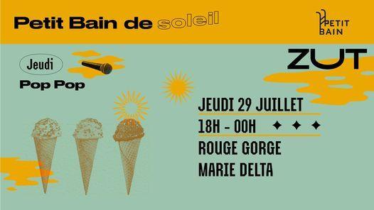 Rouge Gorge x Marie Delta \u2582 Petit Bain