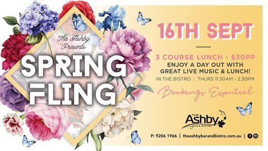 Spring Fling at The Ashby!