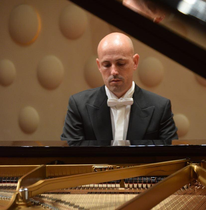 Recital Musical: Rodrigo Petate. M\u00e9xico en el mundo