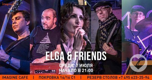 ELGA & FRIENDS