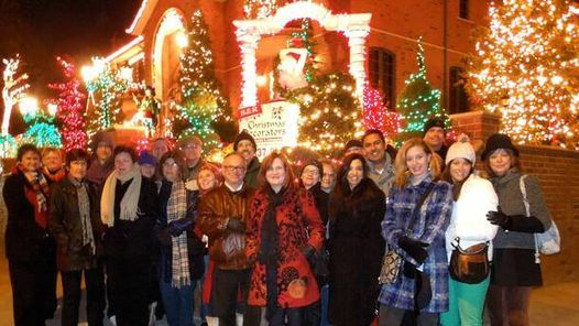 Christmas Events 2021 Nys Dyker Heights Christmas Lights New York New York 28 December 2021