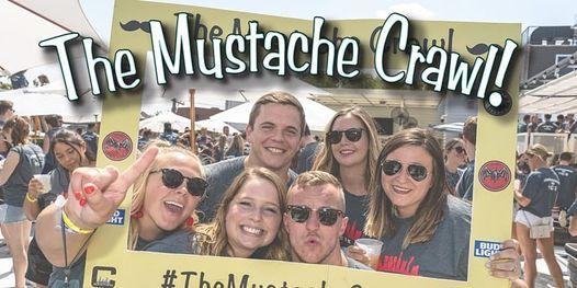 The Mustache Crawl!