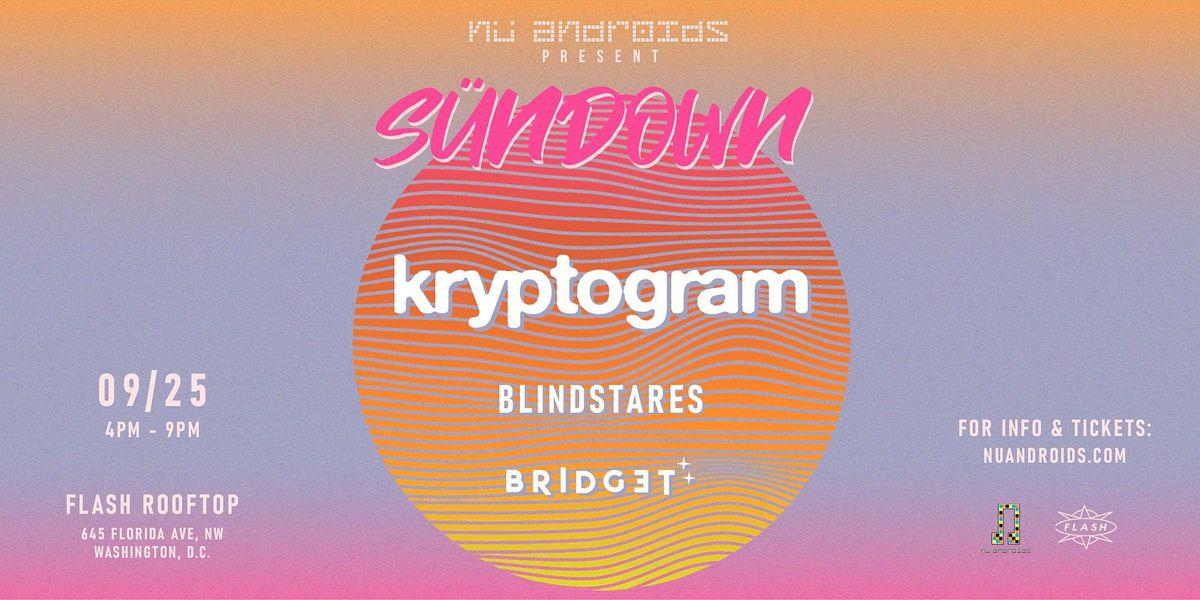 N\u00fc Androids Presents S\u00fcnDown: Kryptogram (21+)