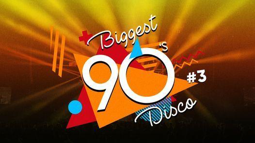 Biggest 90s Disco