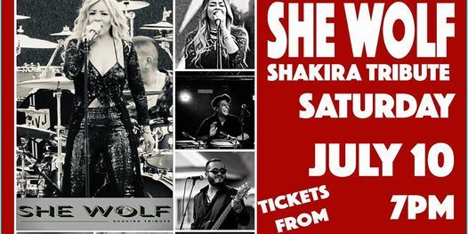 SHE-WOLF -- The Shakira Tribute