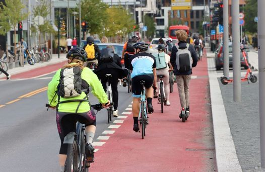Frokostseminar: mobilitet etter korona -  den utslippsfrie byen