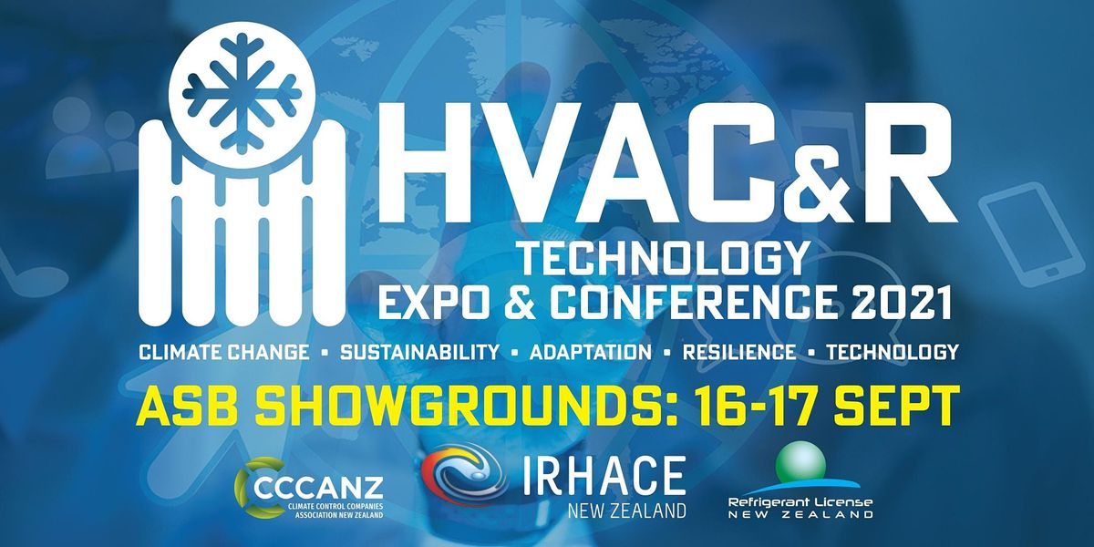 HVAC & R Technology Expo and Conference brought to you by IRHACE