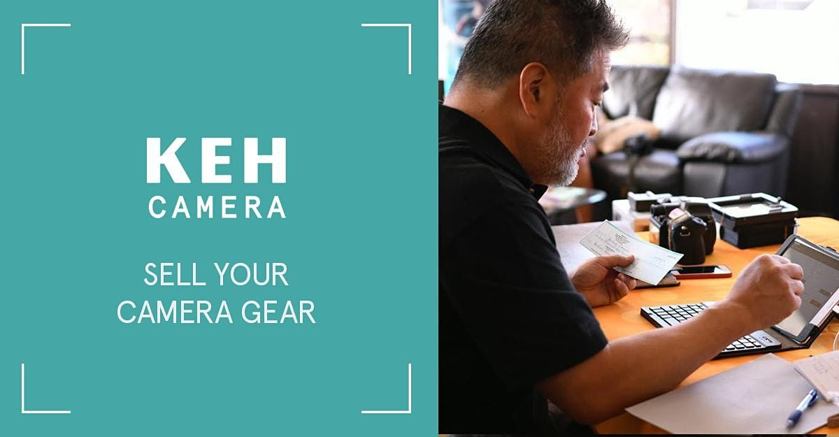 Sell your camera gear (free event) at The Shot on Film Store