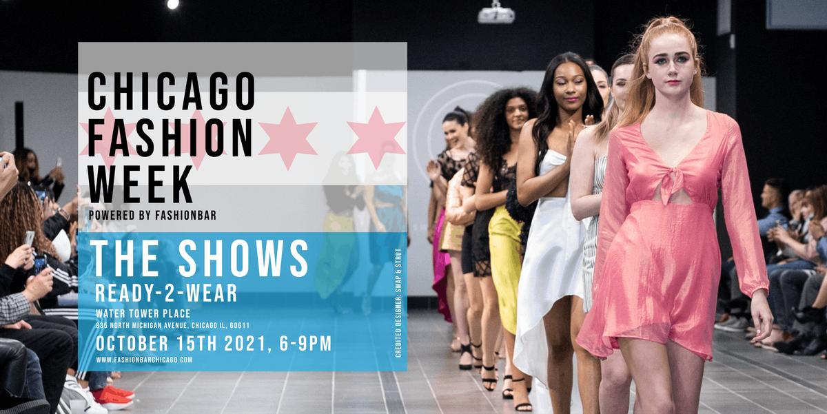 Day 5: THE R2W\/MODERN SHOW - Chicago Fashion Week powered by FashionBar LLC
