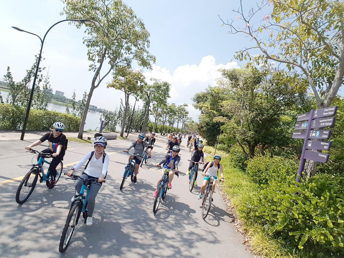 SCW Bike Cruise:  A Day @ Singapore Musical Box Museum