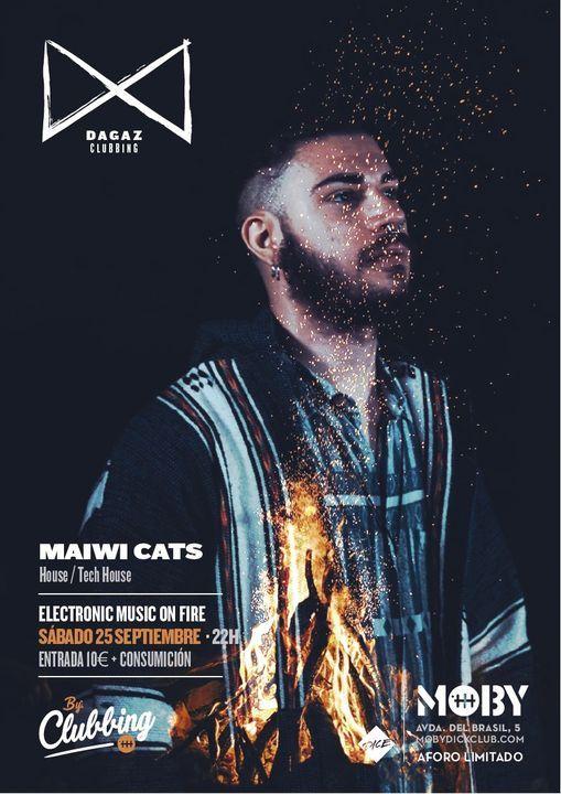 CLUB DAGAZ: MAIWI CATS DJ SET