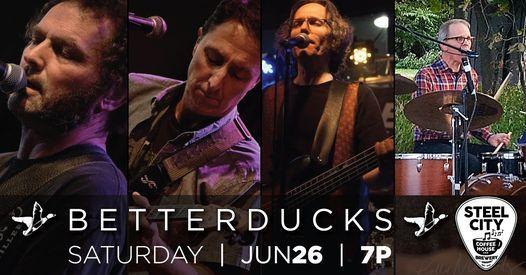 BetterDucks Live!