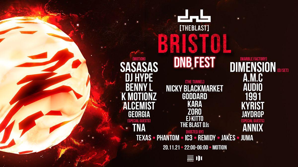 DNB Allstars x The Blast present: DNB Fest