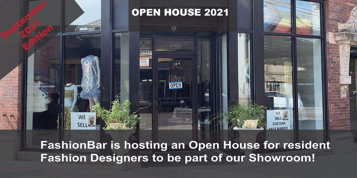 FashionBar's Showroom - Exclusive OPEN HOUSE [ September Edition ]