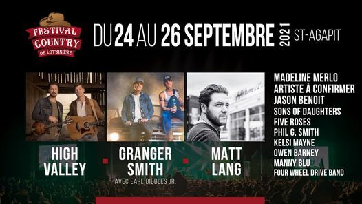 Festival Country de Lotbini\u00e8re | \u00c9dition 2021