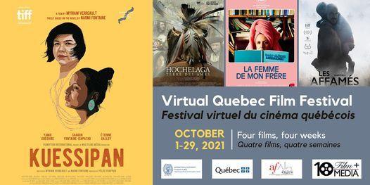 Virtual Quebec Film Festival: Kuessipan (Quebec, 2019)