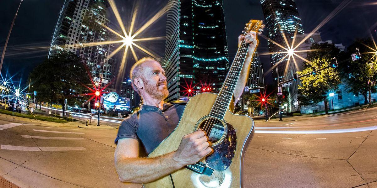 Mike Mass\u00e9 in Concert in Seattle