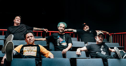 Lagwagon performs BLAZE front to back (+ more)