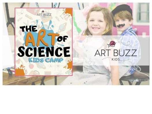 The Art of Science Kids Camp