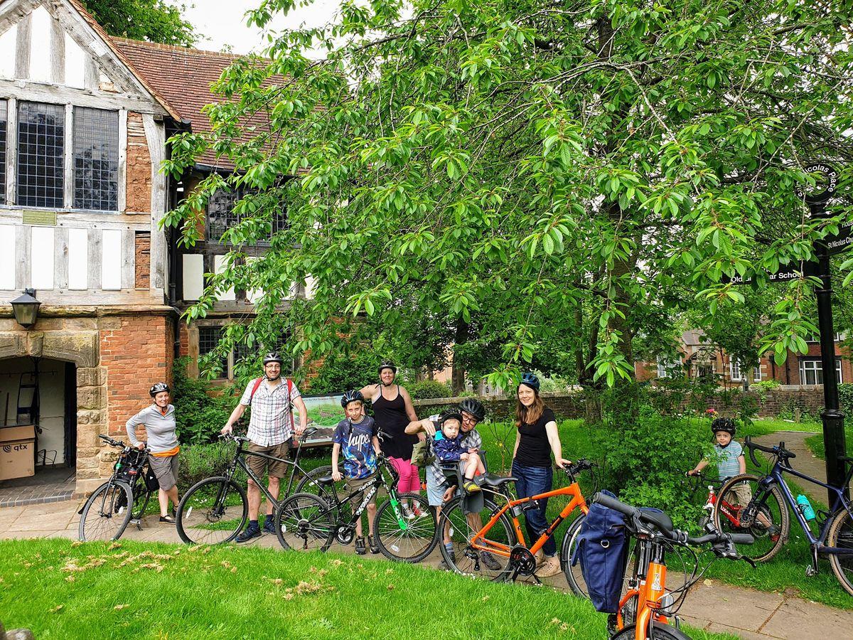 Heritage Week - Family Friendly Led Bike Ride - Cadbury Route