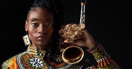Lakecia Benjamin Quartet \/\/ Nasjonal jazzscene