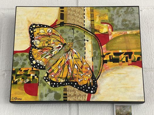 Carole Bruno Arts Meet n Greet at CCR