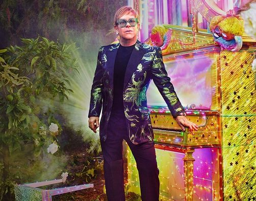 Elton John Birmingham