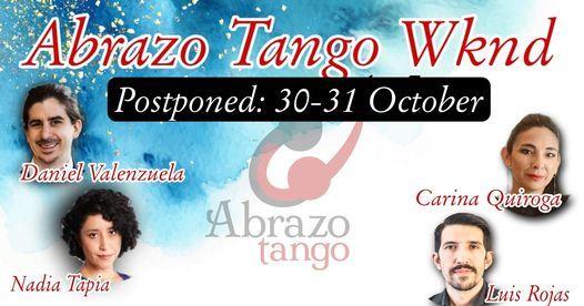 Abrazo Tango Wknd